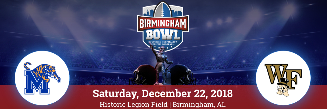 Birmingham Bowl 2020 Birmingham Bowl