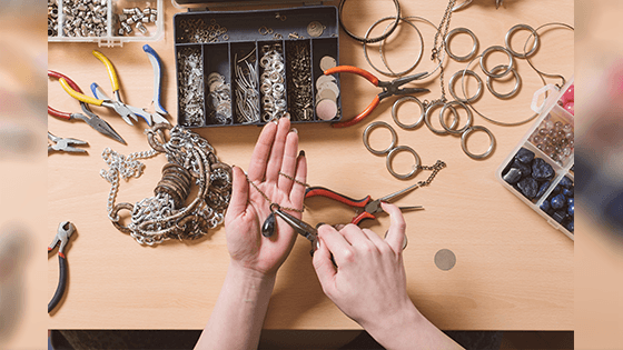The Center for the Arts and Sciences - Introduction to Jewelry Making
