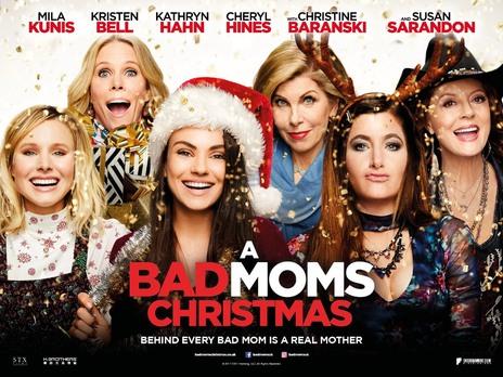 Bad Moms Christmas Poster.The Lark Theater A Bad Moms Christmas
